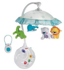 Fisher Price N8849-0 - Wunderwelt Mobile -