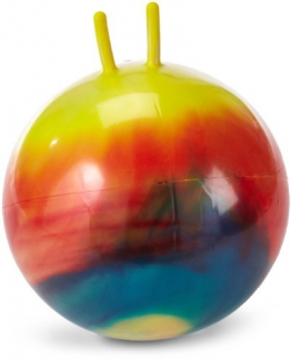 Sprungball Super Rainbow, 60 cm - 1